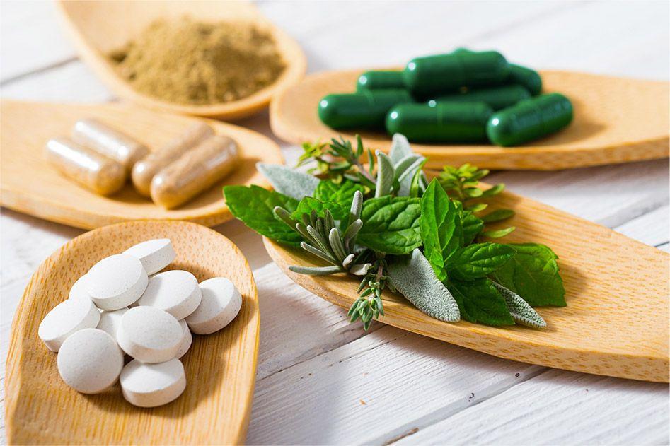 Nutra vitamins image