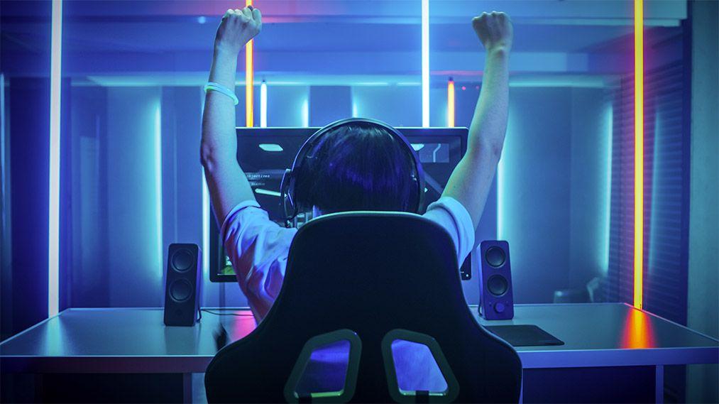 Online gaming Image