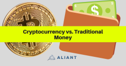 Cryptocurrency vs. Traditional Money