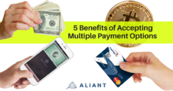 5 Benefits of Accepting Multiple Payment Options